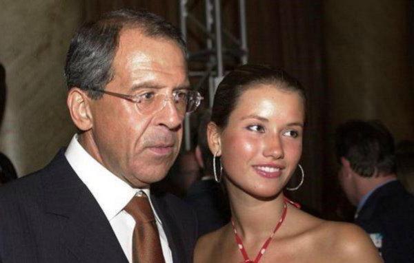 Сергей и Екатерина Лавровы