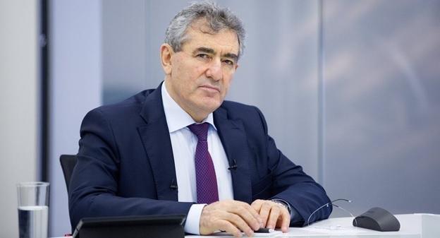 Глава Департамента образования Москвы, доктор педагогических наук Иосиф Калина